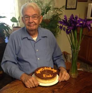 Dad 83rd Birthday