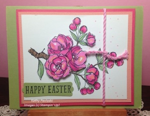 Kathy P's Easter Card