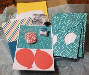 Birthday Bundle Paper Pumpkin