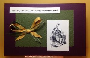 Karla Late Card