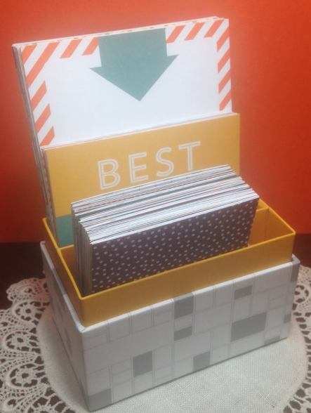 Project Life Box