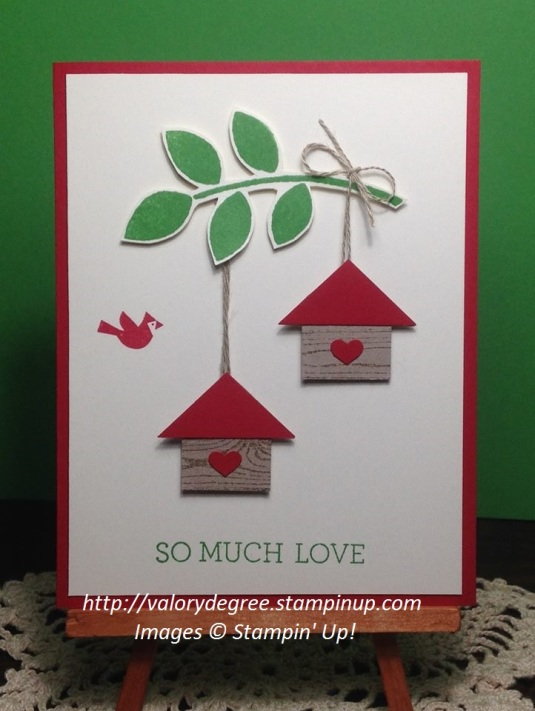 Bird House Love