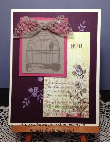 Mom 81st Card