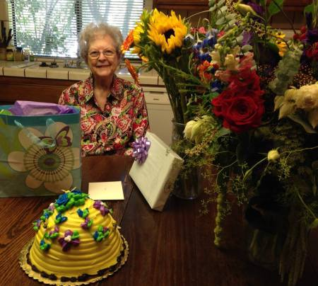 Mom's 81st