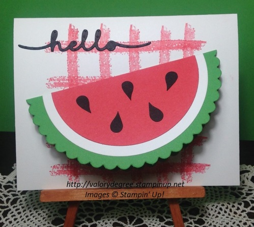 Watermelon Card 5