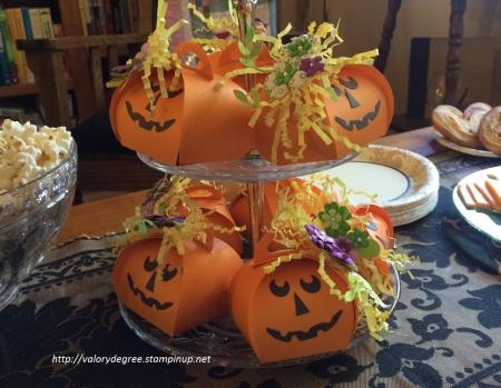 Lady Pumpkins