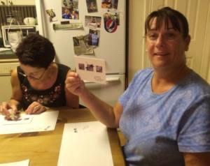 Mindy & Kathy