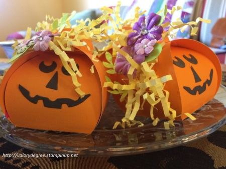 Pumpkin Sweeties