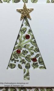 Noel Card Detail
