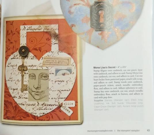 Mona Lisa published