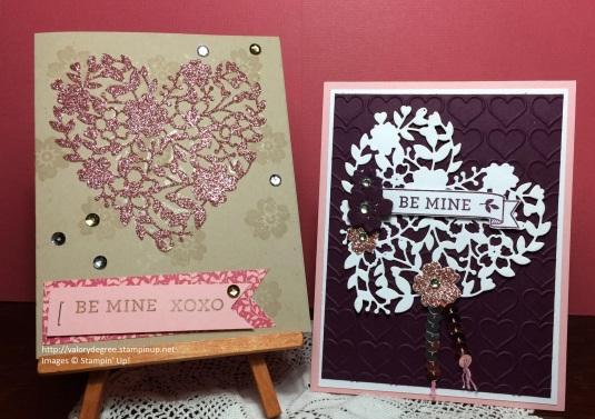 Bloomin' Heart Swap Duo