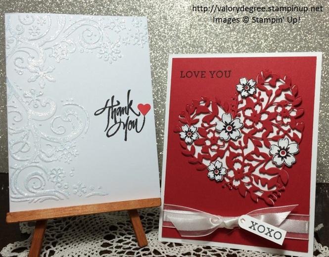 Red Black White Set