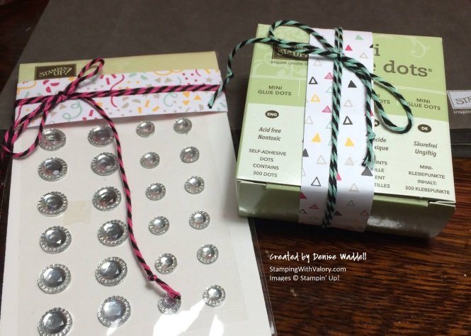 Denise quick gift wraps