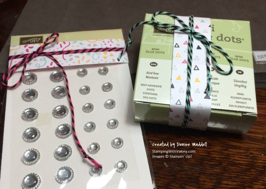 Denise quick gift wraps
