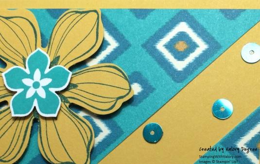 Bohemian Flower Detail