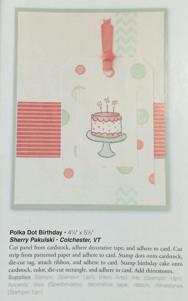 Polka Dot Birthday