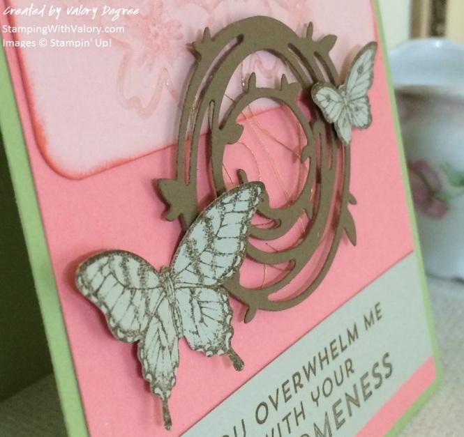 Grapevine Wreath Detail