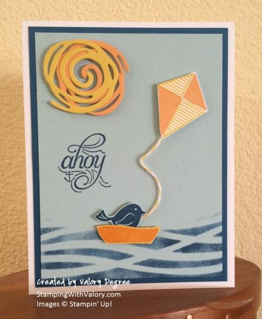Swirly Bird Ahoy